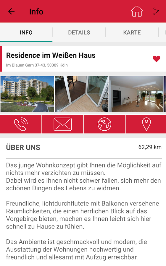 CITYGUIDE Köln- screenshot