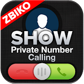 Zbiko: Private Number call ID