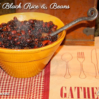Vegan Black Rice Recipes