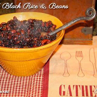 Vegan Black Rice Recipes.