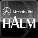 Mercedes-Halm News icon