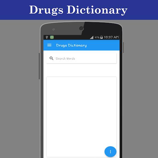 Drugs Dictionary Offline  screenshots 1