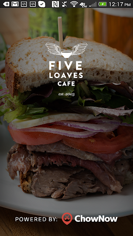 android Five Loaves Cafe Screenshot 0
