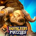 Dungeon Puzzles: Match 3 RPG icon