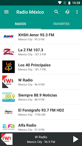 Radio Mu00e9xico 8.4.2 screenshots 1