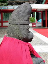 Photo: Saru (majom), Hie Jinja, Akasaka