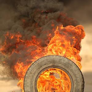 Fire On Sreet.JPG