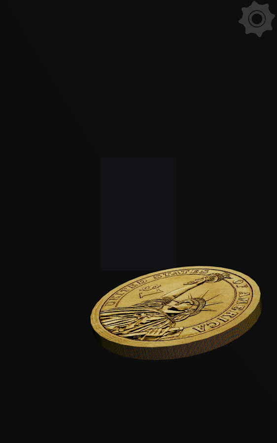 Coin Flip 3D- screenshot