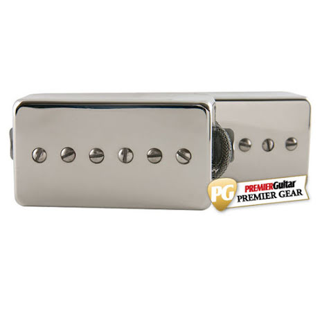 Fralin P-90 in a Humbucker Cover Set