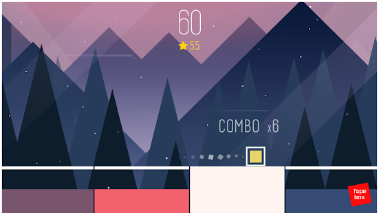 Higher Higher! (Color Matching Game)- screenshot thumbnail