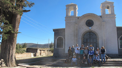 Photo: Iglesia de Mosopuquio Mosopuquio - Characato