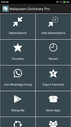 Malayalam Dictionary Pro 4 0 6 APK by Orchid Technologies Details