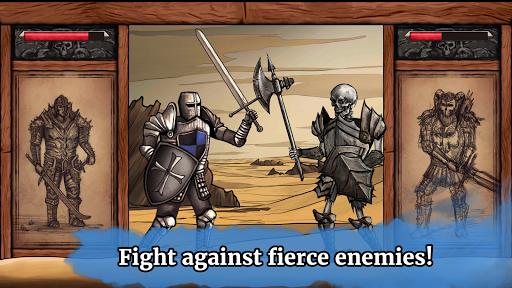 Télécharger The Paladin's Story : Chevalier & Epée RPG mod apk screenshots 2