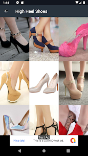 High Heel Shoes Designs 2.5.0 Latest MOD Updated 2