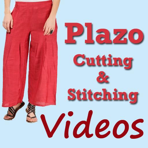 Plazo Dress Cutting Stitching Apps On Google Play
