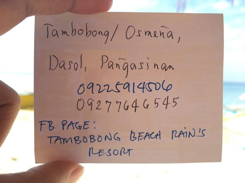 Tambobong Beach Dasol, Pangasinan 15