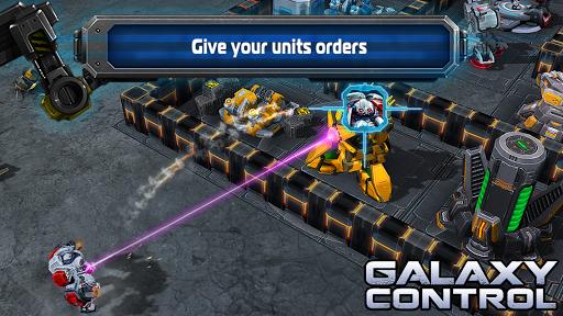 Galaxy Control: 3D strategy  screenshots 16