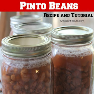 Canned Pinto Beans Recipes