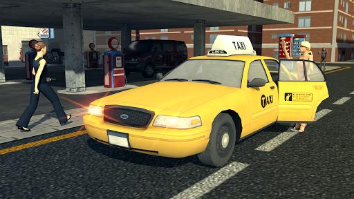 Taxi Simulator 3D: Hill Station Driving 1.2 screenshots 6