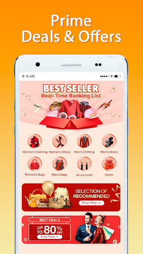 Club Factory - Online Shopping App screenshot 4