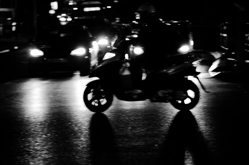 """Photo: like the speed of light from the night streets of TelAviv  Photography book """"the streets are calling you"""" http://www.blurb.com/bookstore/detail/3540967"""