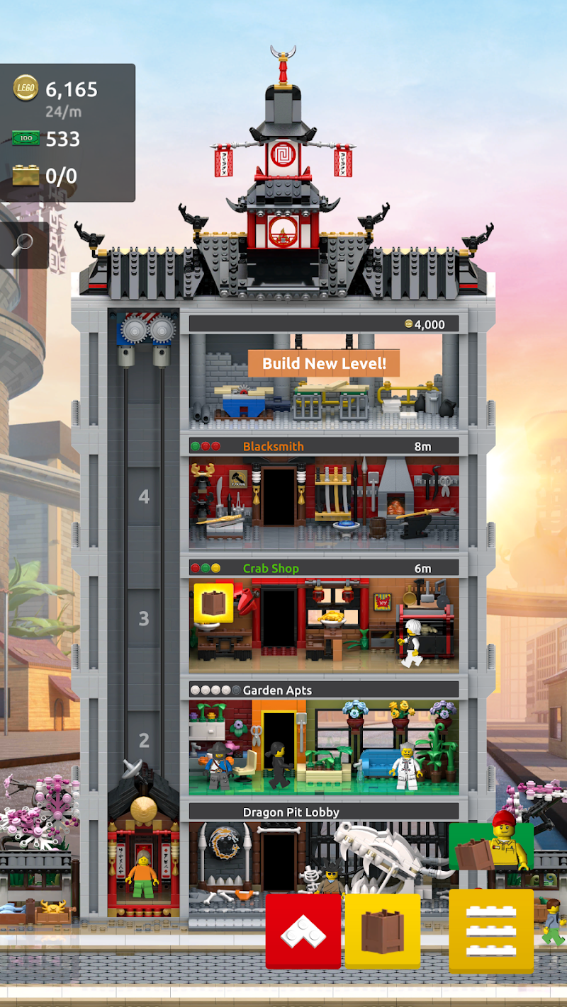 LEGO® Tower Screenshot 2