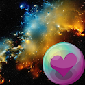 Galaxy Universe HD Wallpapers icon