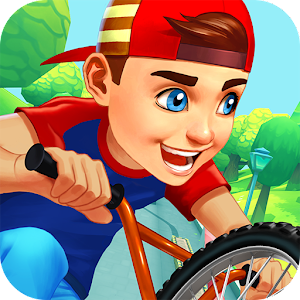 X Games Bmx Mega Ramp Bike Blast - Android A...