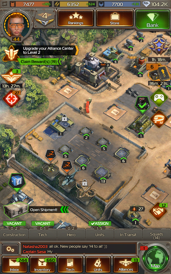 Soldiers Inc: Mobile Warfare- screenshot