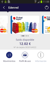 Edenred España - screenshot thumbnail