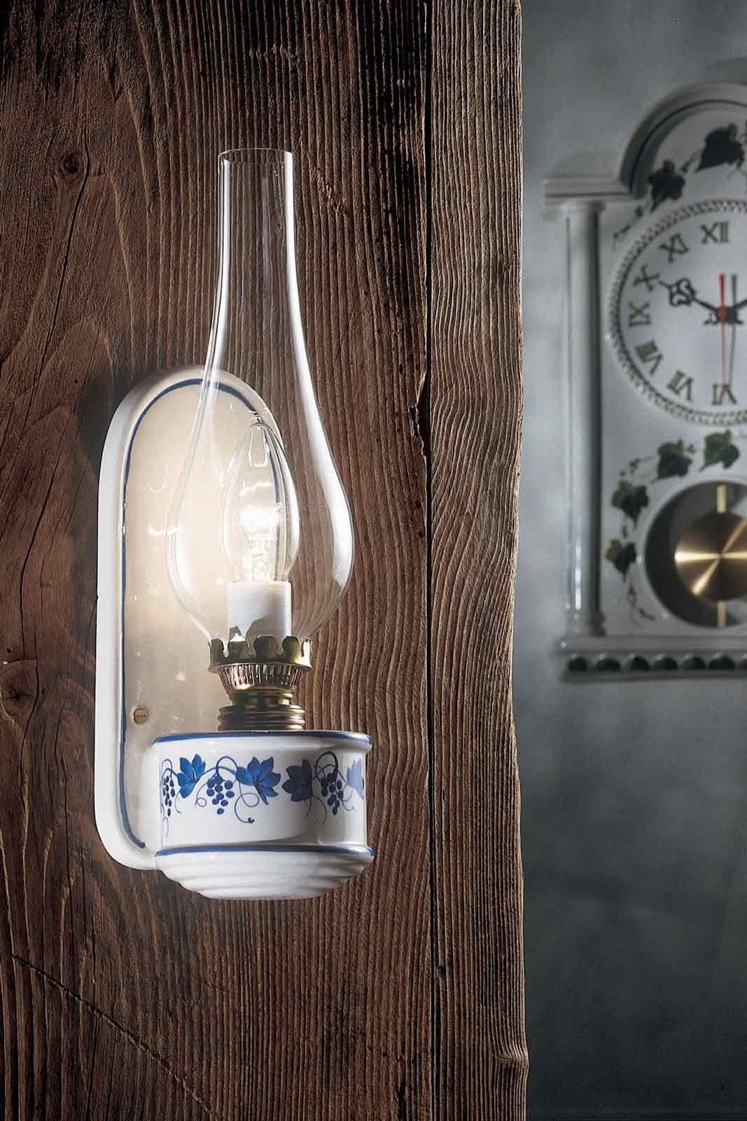 lampade da parete per il soggiorno classico