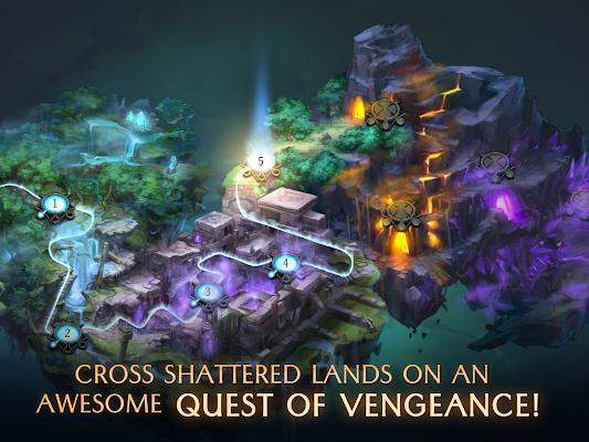 Bladebound- screenshot
