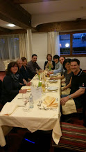 Photo: Abendessen im Hotel