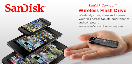 SanDisk Wireless Flash Drive - Apps on Google Play