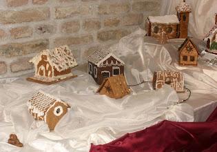 Photo: Wystawa świątecznych pierników (prace dzieci) w podziemiach bazyliki w Esztergomie (34)