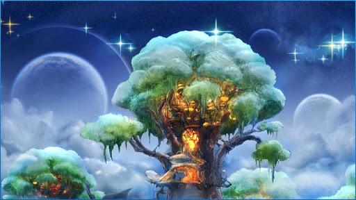 梦幻森林壁纸