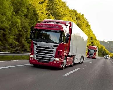 Wallpapers HD Scania Trucks Screenshot Thumbnail
