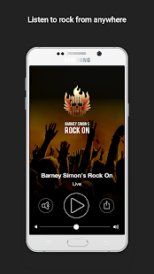 Barney Simon's Rock On- screenshot thumbnail