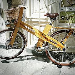 Bike by Oliver Bucek - Artistic Objects Still Life ( bike )
