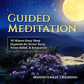 Guided Meditation: 30 Minute Deep Sleep Hypnosis for Better Sleep, Stress Relief, & Relaxation