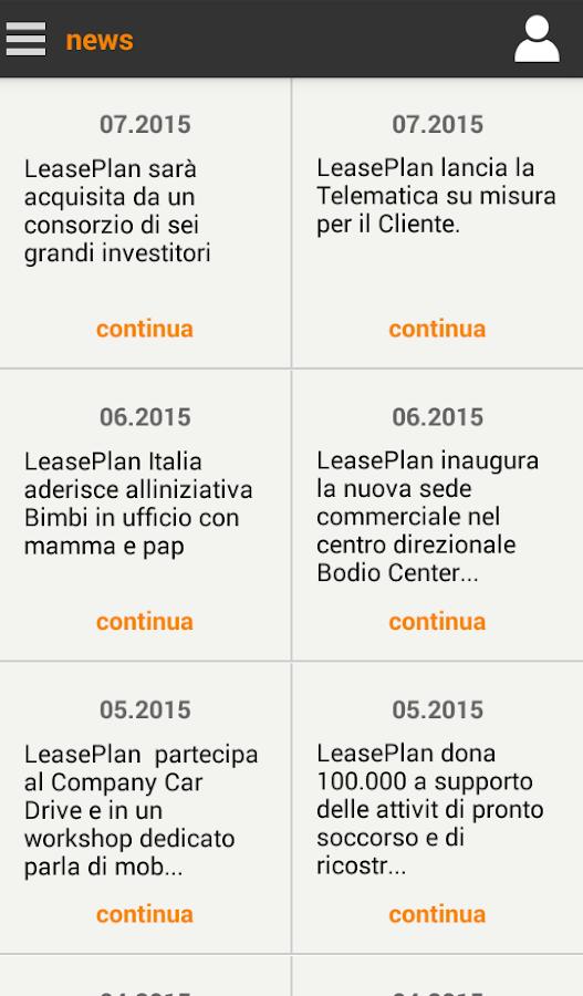 LeasePlan- screenshot