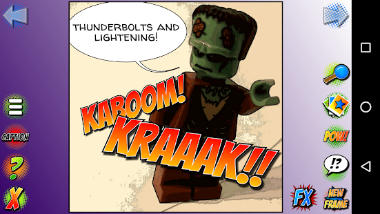Comic Strip It! (lite)- screenshot thumbnail