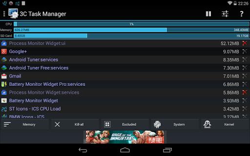 3C Task Manager screenshot 10