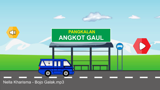 Angkot Gaul D'Game - náhled