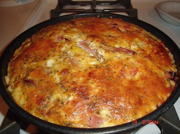 Bacon Egg Bake Recipe
