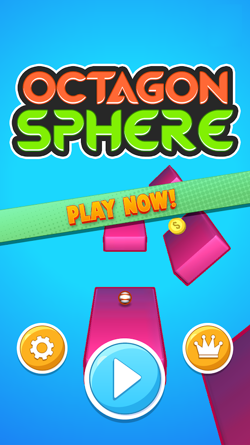 OCTAGON SPHERE COLOR SWITCH- screenshot