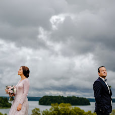 Wedding photographer Gedas Girdvainis (gedasg). Photo of 25.10.2017