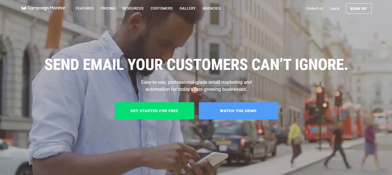 B2B eMail Marketing Software