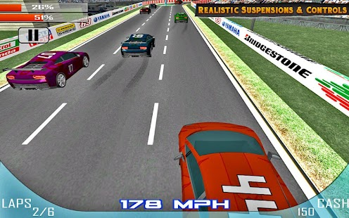 Turbo Drift 3D Car Racing 2017- screenshot thumbnail