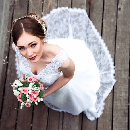 Wedding photographer Irina Kagaeva (shipilova). Photo of 06.08.2017